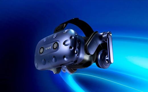 HTC объявила стоимость шлема Vive Pro