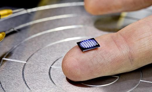 IBM представила «самый маленький в мире компьютер»