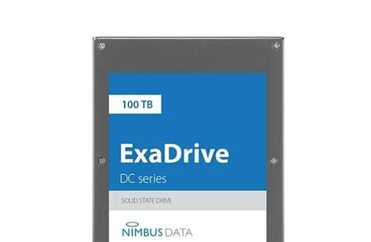 Nimbus Data представила 100-терабайтный SSD-накопитель