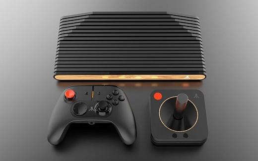 Atari переименовала консоль Ataribox в VCS