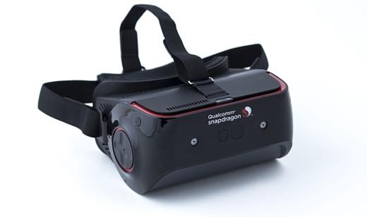 Qualcomm представила референсный VR-шлем на Snapdragon 845
