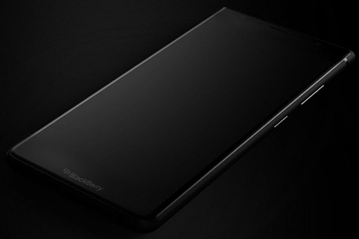 Утечка: рендер BlackBerry Ghost Pro