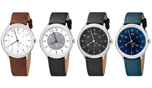 Mondaine представила новые гибридные умные часы