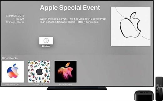 Apple не будет вести прямую трансляцию завтрашней презентации