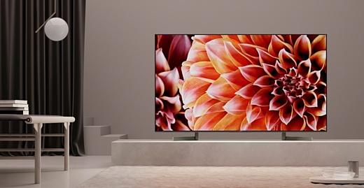 Стоимость новых OLED-телевизоров Sony стартует с $2800