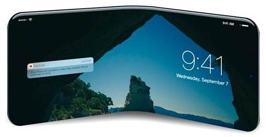 Аналитики: «В 2020 Apple выпустит складной iPhone»