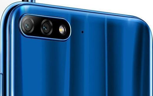 Huawei показала недорогой смартфон Y7 Prime 2018