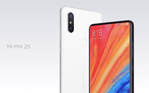 Xiaomi официально анонсировала топовый смартфон Mi Mix 2s