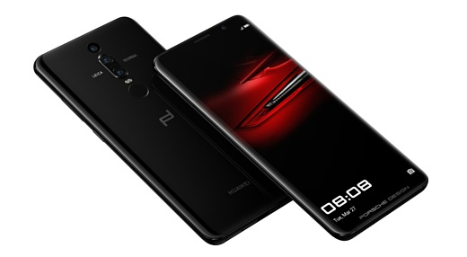 Huawei Porsche Design Mate RS — смартфон с 512 ГБ ROM за €2100