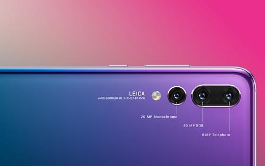 Новые смартфоны Huawei возглавили чарт DxOMark