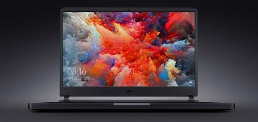 Xiaomi анонсировала геймерский ноутбук с GTX 1060 внутри