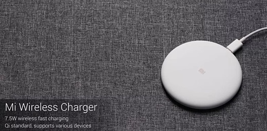 Беспроводное зарядное устройство Xiaomi будет стоить всего $15