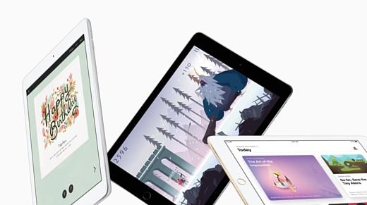 Apple анонсировала новый iPad для школ и университетов