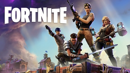 Fortnite стала самой популярной игрой на YouTube