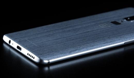 Утечка: фото OnePlus 6