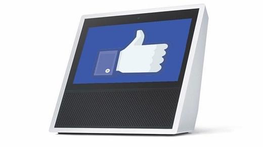 Анонс умных колонок Facebook решили перенести