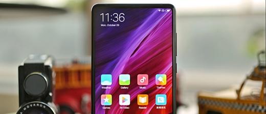 Xiaomi Mi 7 оснастят сканером отпечатков пальцев под стеклом дисплея