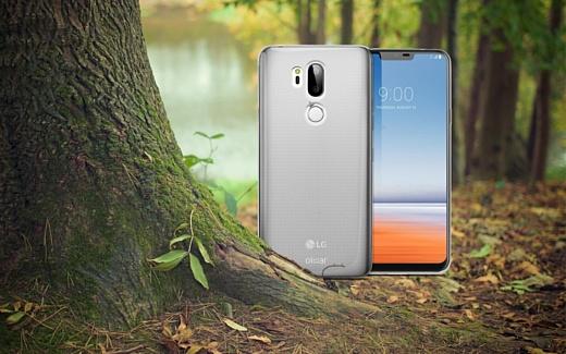 В сеть попали новые рендеры LG G7