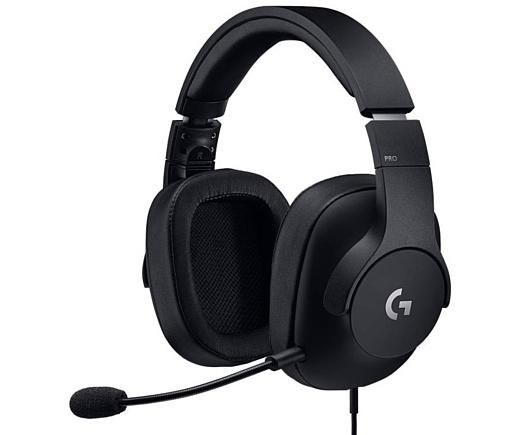 Logitech представила гарнитуру G PRO Gaming Headset