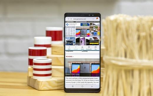 Samsung Galaxy Note 9 прошел тест Geekbench