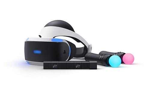 Sony снизила стоимость шлема PlayStation VR
