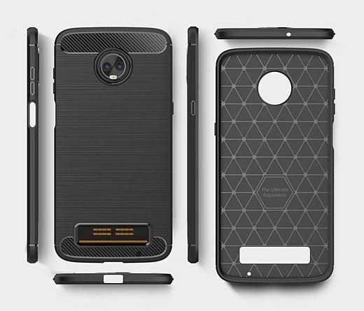 В сеть попали изображения Motorola Moto Z3 Play