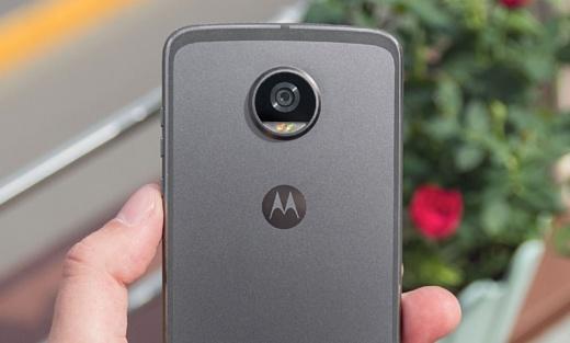 FCC раскрыла характеристики Motorola Moto Z3 Play