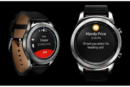 Слух: в этом году Samsung выпустит умные часы Gear S4