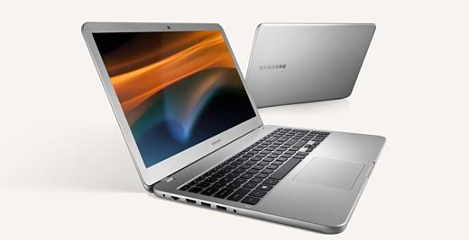 Samsung представила новые ноутбуки Notebook 3 и 5