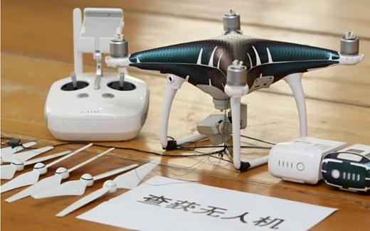 В Китае арестовали преступников, которые переправляли iPhone через границу с помощью дронов