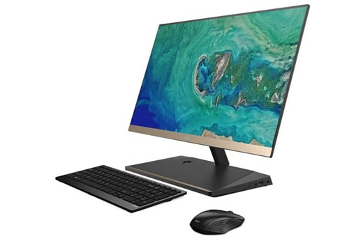 Acer анонсировала тонкие моноблоки Aspire S24