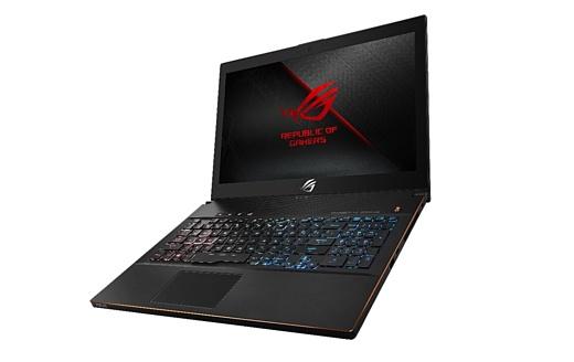 Asus анонсировала мощный ноутбук Zephyrus M GM501
