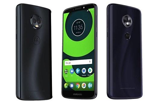 Motorola Moto G6 дебютирует 19 апреля