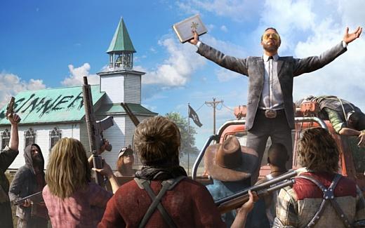 Far Cry 5 стала самой успешной игрой серии