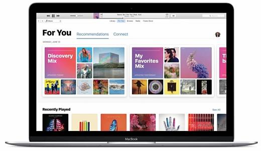 Число подписчиков Apple Music превысило 40 млн