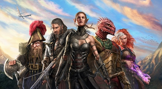 Divinity: Original Sin 2 выпустят на PlayStation 4 и Xbox One