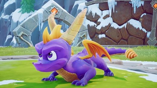 Activision анонсировала ремастеры трилогии Spyro
