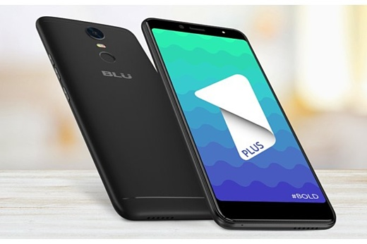 BLU анонсировала недорогой смартфон Vivo One Plus