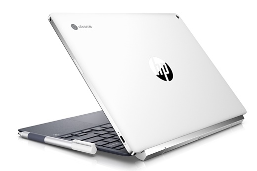 HP представила гибридный ноутбук Chromebook x2