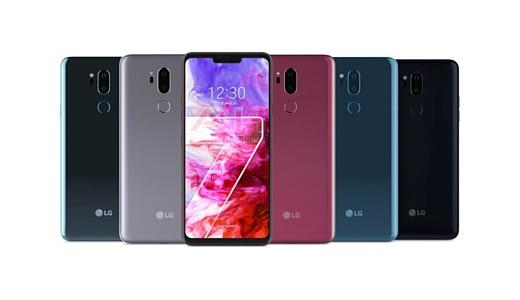 LG G7 ThinQ дебютирует 3 мая