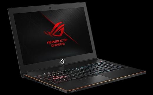 Asus анонсировала новые среднебюджетные игровые ноутбуки