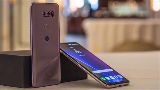 Слух: LG готовит к анонсу V35 ThinQ с двойной камерой и 6-дюймовым экраном