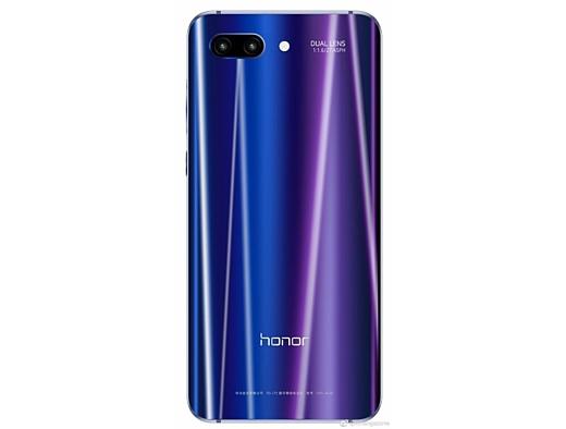 Утечка: характеристики Huawei Honor 10
