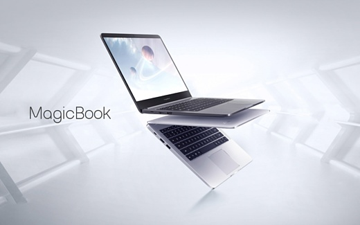Honor MagicBook — новый 14-дюймовый ультрабук от Huawei