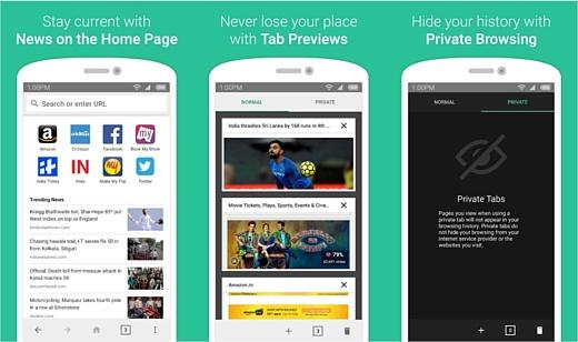 Amazon выпустила собственный мобильный браузер Internet