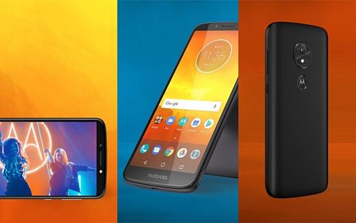 Moto E5, E5 Plus и E5 Play — новые бюджетные смартфоны Motorola