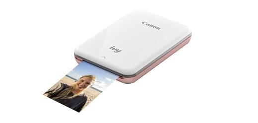Canon представила портативный принтер IVY