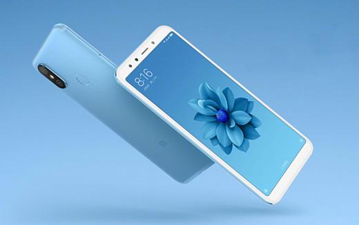 Выяснилась цена Xiaomi Mi 6X