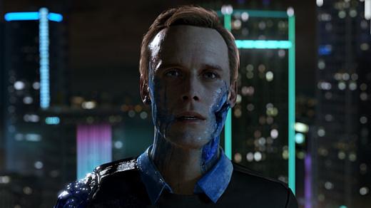 Sony выпустила демо-версию Detroit: Become Human