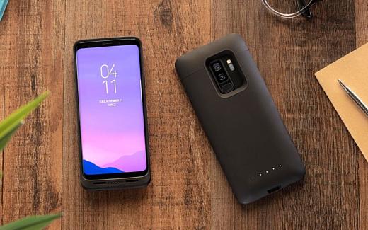 Mophie выпустила чехол-батарею для Samsung Galaxy S9